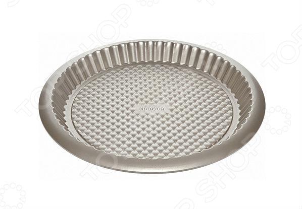 Форма для выпечки пирога Nadoba Rada форма круглая для пирога 32х3 см nadoba rada 761020