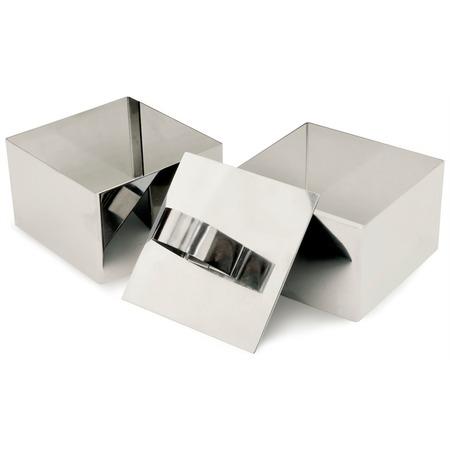 Купить Набор форм-прессов для салатов IRIS Barcelona Cuinox 1721225