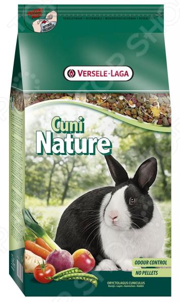 Корм для кроликов Versele-Laga Nature Cuni versele laga cuni nature корм для кроликов 750г