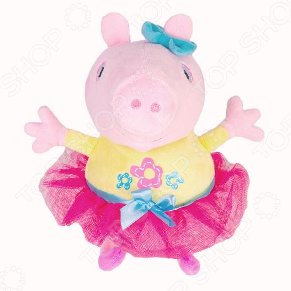 Мягкая игрушка со звуком Peppa Pig «Пеппа играет в прятки»