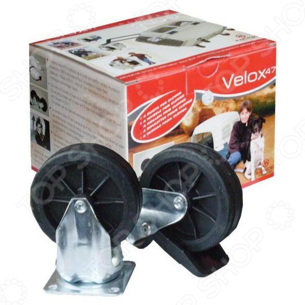 Комплект колес для переносок MARCHiORO Velox 47
