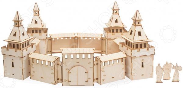 Конструктор деревянный Disney «Крепость. Последний богатырь»