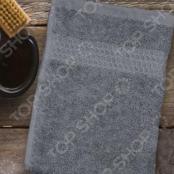 Полотенце махровое Amore Mio AST Classic. Цвет: серый полотенце махровое amore mio ast classic цвет малиновый