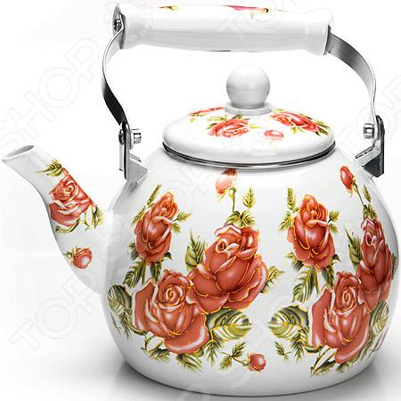Чайник эмалированный Mayer&amp Boch MB-26496 Mayer&Boch - артикул: 1580341