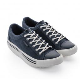 Кеды Walkmaxx Comfort 4.0. Цвет: синий