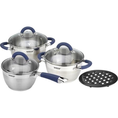 Купить Набор посуды Vitesse VS-2046. В ассортименте