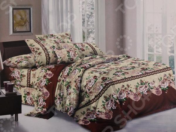 Комплект постельного белья «Магия ночи». Евро комплект постельного белья магия ночи