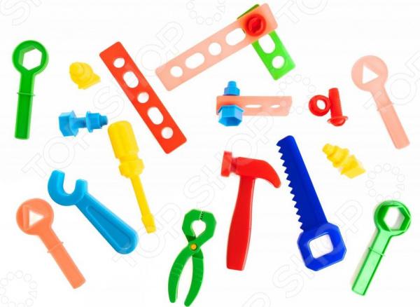 Игровой набор для ребенка Пластмастер «Кто в доме хозяин?»