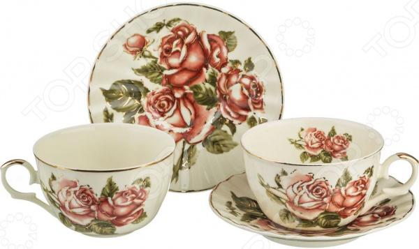 Набор чайных пар Lefard 69-1761