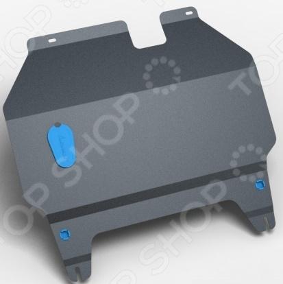 Комплект: защита картера и крепеж Novline-Autofamily Ford Edge 2013: 3,5 бензин АКПП - фото 6