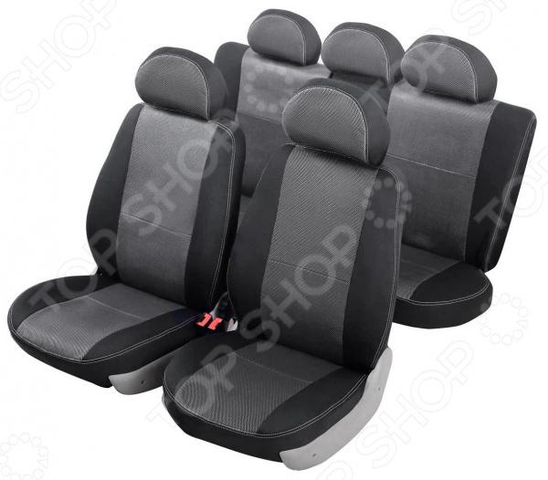 Набор чехлов для сидений Senator Dakkar Daewoo Matiz 2000-2014 комплект чехлов на весь салон senator dakkar s3010391 renault duster от 2011 black