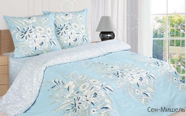 Комплект постельного белья Ecotex «Сен-Мишель» постельное белье ecotex комплект постельного белья герцогиня