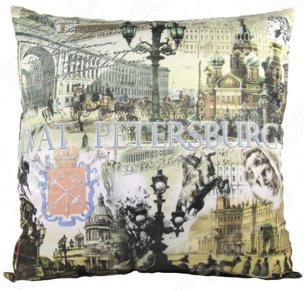 Подушка декоративная Gift'n'Home «Виват Петербург!»