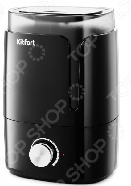 Увлажнитель воздуха KITFORT КТ-2802 Увлажнитель воздуха KITFORT КТ-2802-2 /Черный