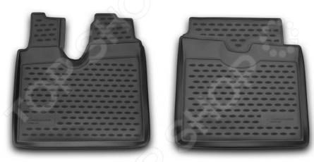Комплект ковриков в салон автомобиля Novline-Autofamily MAN TGA LX 2012 комплект 3d ковриков в салон автомобиля novline autofamily ford mondeo 2015