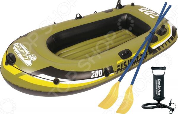 Лодка надувная Jilong Fishman 200 Set