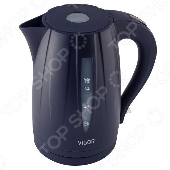 Чайник Vigor HX-2099 чайник электрический vigor hx 2001