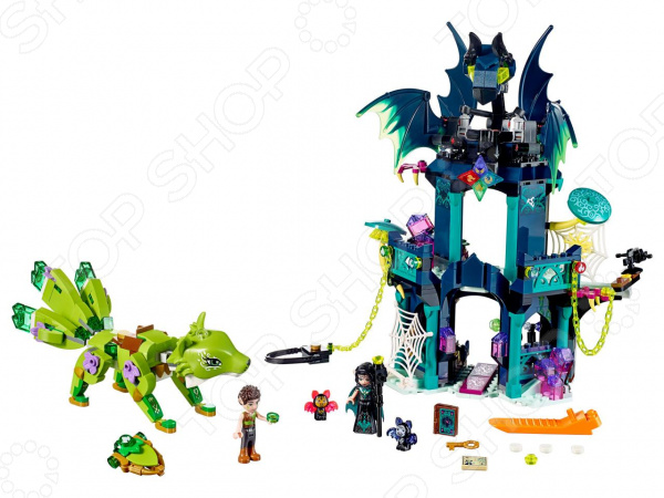 Конструктор игровой LEGO Elves «Побег из башни Ноктуры»