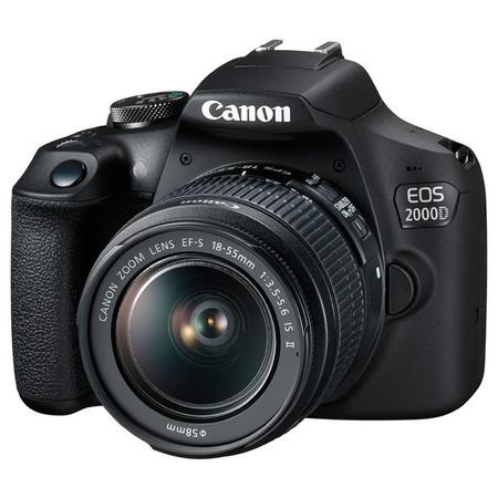 Купить Зеркальный фотоаппарат Canon EOS 2000D KIT