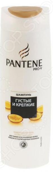 Шампунь Pantene «Густые и крепкие»