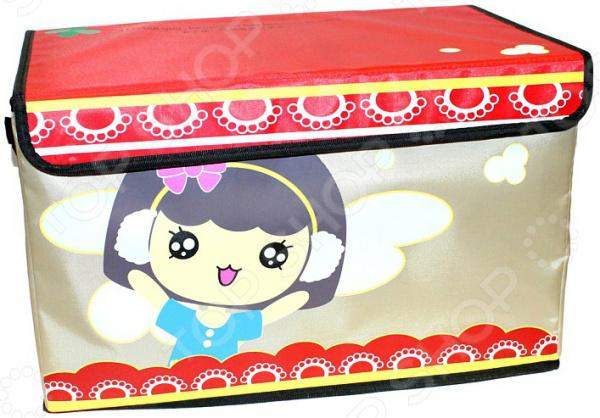 Короб для хранения игрушек Bradex «Веселые облака»