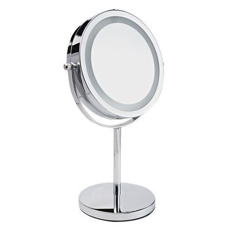 Купить Зеркало косметическое с подсветкой Gezatone LM194