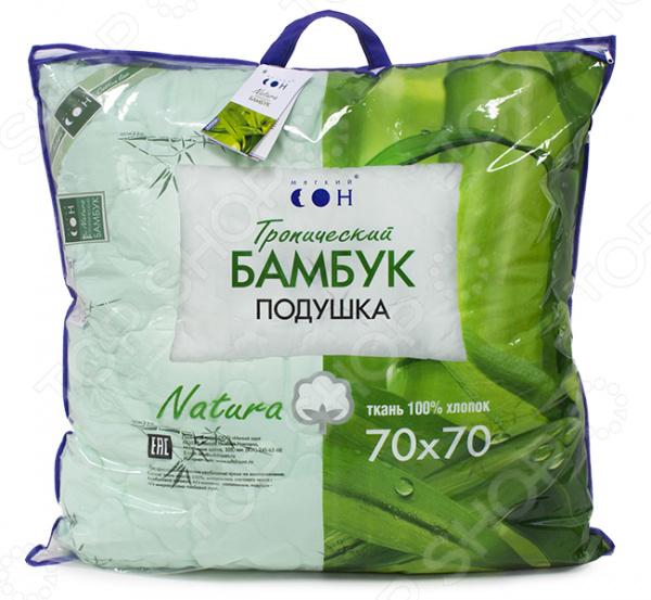 Zakazat.ru: Подушка Мягкий Сон «Тропический Бамбук»