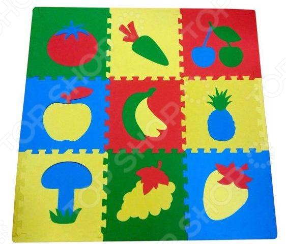 Коврик модульный ECO COVER «Сад-огород». В ассортименте коврик модульный eco cover 60мп бк