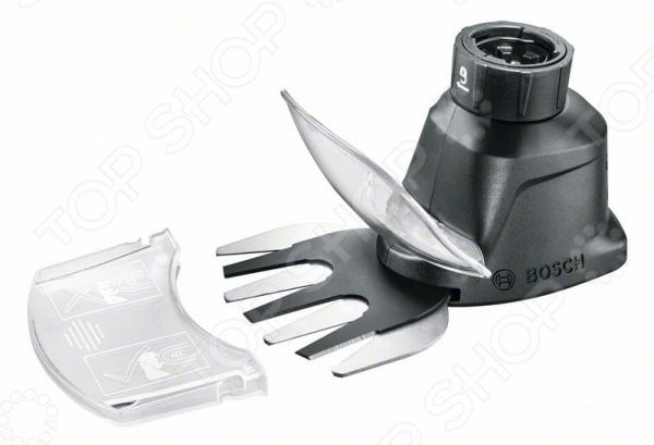 Насадка-ножницы для шуруповерта Bosch IXO Grass насадка сверлильная bosch для ixo 1 600 a00 b9p