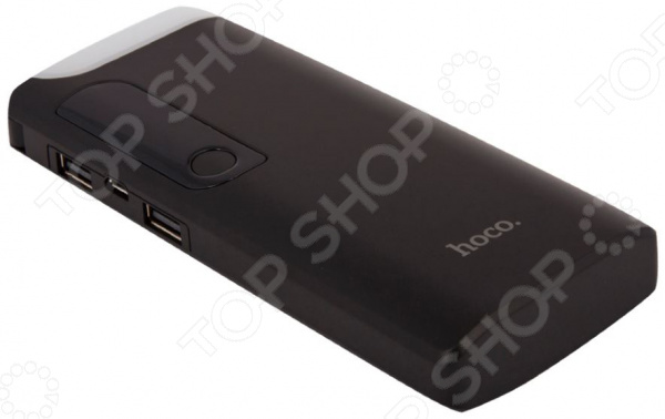Фото - Аккумулятор внешний Hoco B27-15000 аккумулятор для компактных камер и видеокамер acmepower ap du14