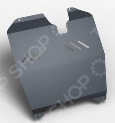 Комплект: защита картера и крепеж Novline-Autofamily Lifan X60 2012: 1,8 бензин МКПП - фото 10