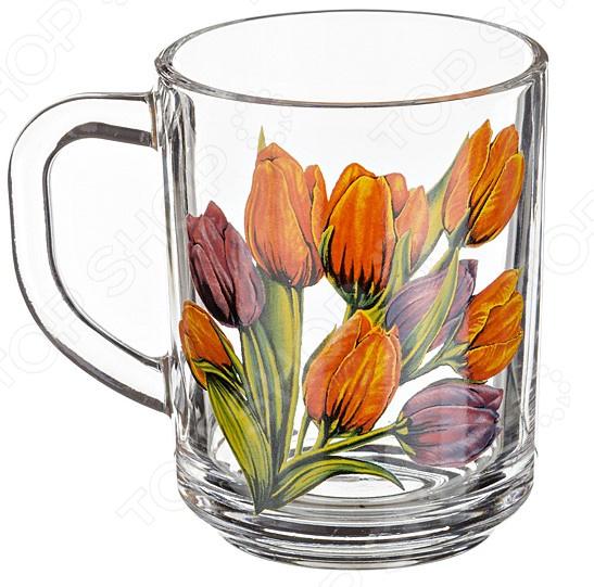 Кружка «Тюльпаны» 484-284