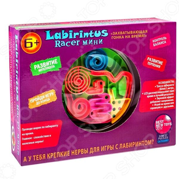 Головоломка Labirintus Racer «Мини» игра головоломка labirintus геймпад шторм