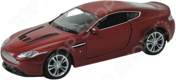 Модель машины 1:34-39 Welly Aston Martin V12 Vantage welly aston martin v12 vantage 1 34 39