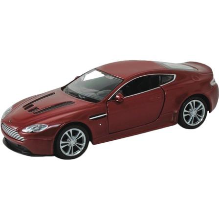 Модель машины 1:34-39 Welly Aston Martin V12 Vantage. В ассортименте