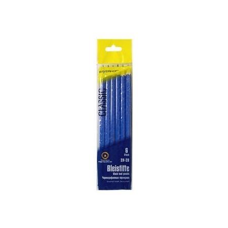 Купить Набор карандашей простых Silwerhof Zeichner 120620-00