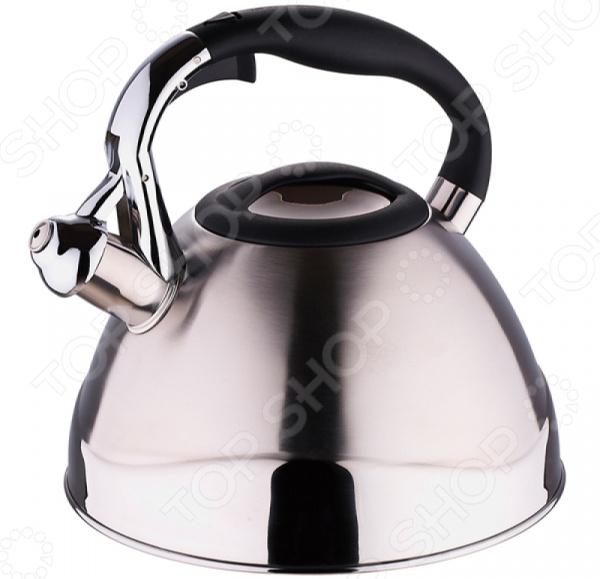 Чайник со свистком Wellberg WB-6058 чайник wellberg wb 3431 f