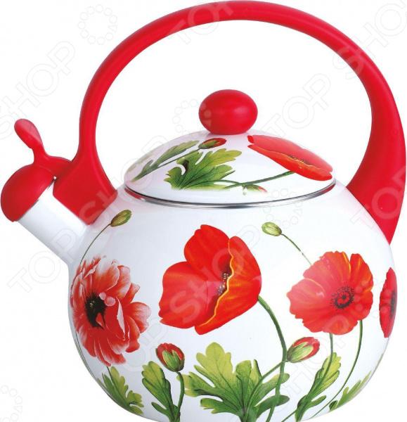 Чайник эмалированный Чудесница ЭЧ-2516 электрический чайник чудесница эч 2010