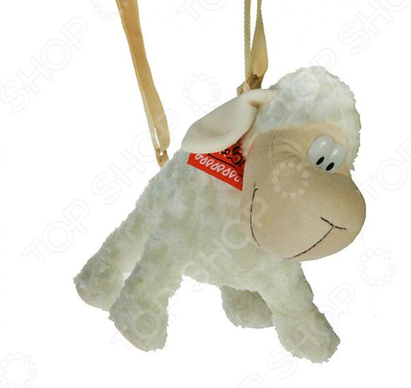 Мягкая игрушка-сумочка «Овечка» 80148