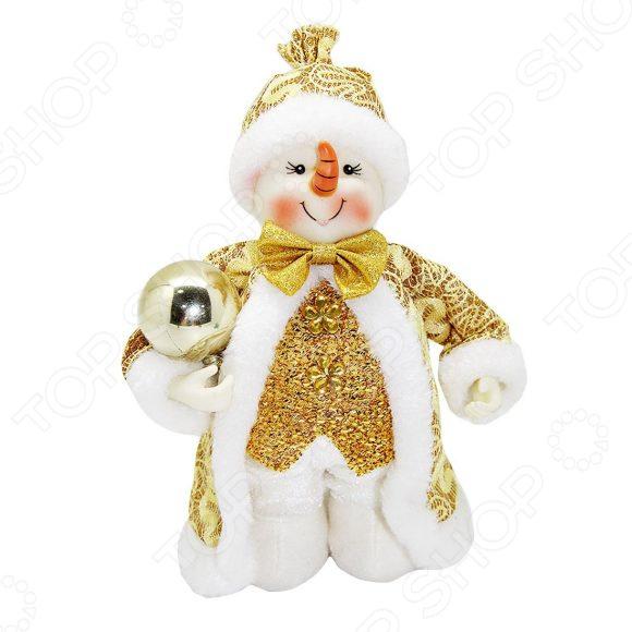 Кукла под елку Новогодняя сказка «Снеговик» 973030 кукла под елку новогодняя сказка снеговик 973030