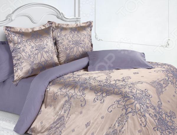 Комплект постельного белья Ecotex «Белиссимо» ecotex постельное белье элизабет