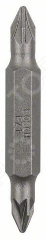 Бита двухсторонняя Bosch 2607001741 бита bosch 2607001674 1шт 152мм torх t30 хh