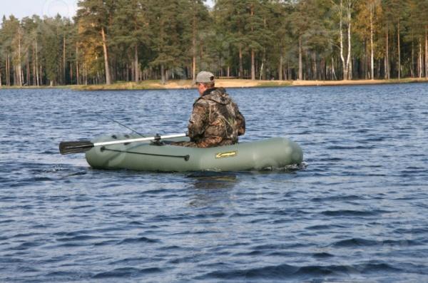 Лодка надувная Leader «Компакт-265» 3