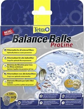 Наполнитель для внешних фильтров Tetra BalanceBalls ProLine наполнитель tetra balance balls proline filtermedia for all external filters для внешних фильтров 2200мл 250шт