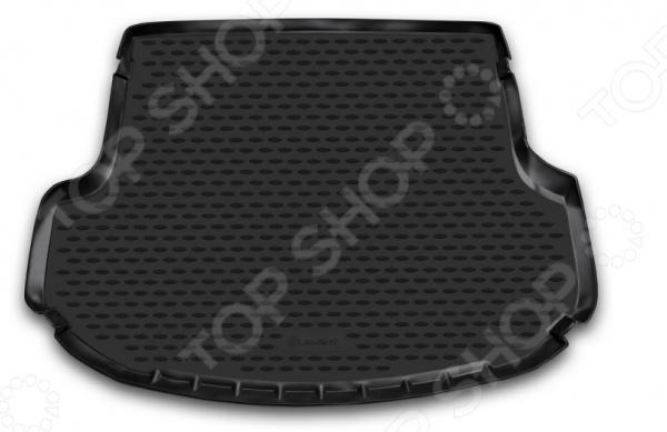 Коврик в багажник Element Kia Sorento, 2012-2015, кроссовер, 5-ти местный коврик в багажник element lada largus 2012 универсал 5 ти местный передний