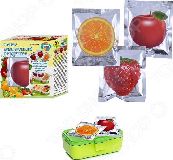 Набор охладителей продуктов Мультидом DH13-104