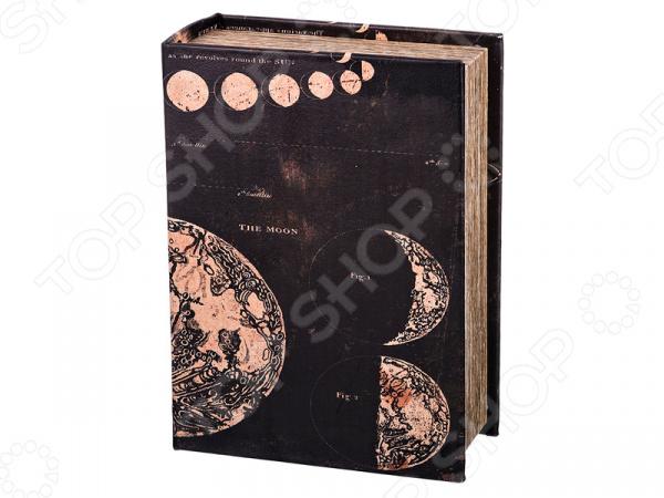 Шкатулка-книга 184-347 шкатулка для рукоделия hobby