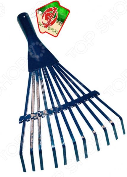 Грабли веерные Мультидом J83-133 перчатки садовые мультидом крот j83 83