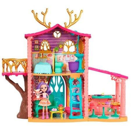 Купить Домик кукольный Mattel Enchantimals «Данесса Оленни»
