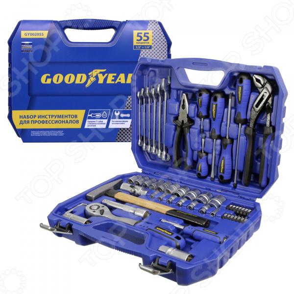 Набор инструментов Goodyear GY002055 mercury постельные принадлежности набор 4 штуки простыня с набивной чехол на одеяло 100